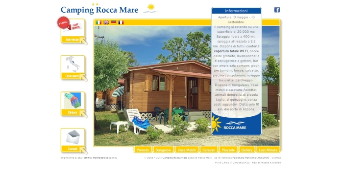 Camping Roccamare (AN)