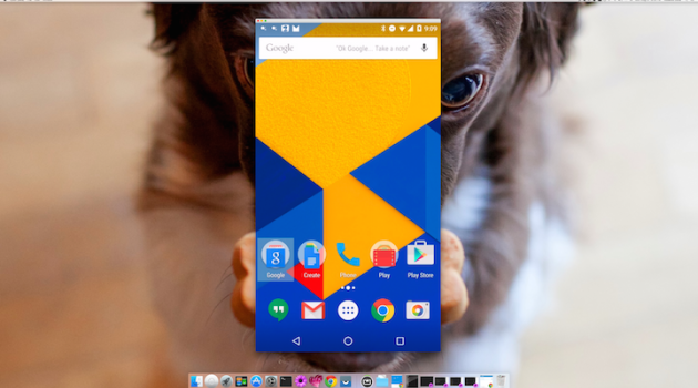 Controllare lo smartphone Android dal PC: Vysor