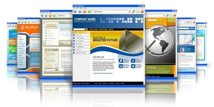 Realizzazione siti web statici Vetrina