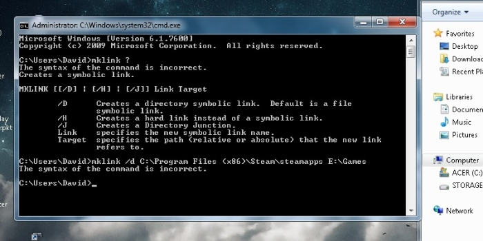 Link simbolici – cosa sono e come usarli in ambiente Windows