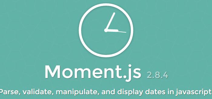 Moment.js: libreria JavaScript per manipolare le date