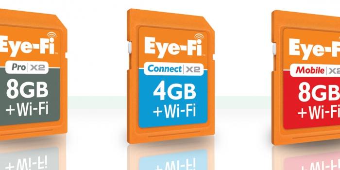 Scheda SD Eye-Fi X2 – come ripristinarne il funzionamento dopo il fallimento del produttore